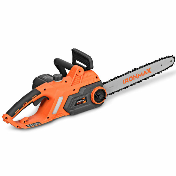 16-Inch Electric Chain Saw With Automatic Oiling GT3445