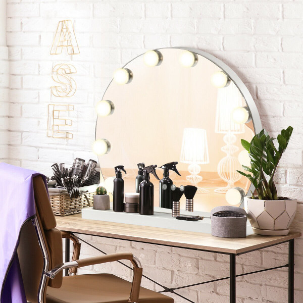 Hollywood Style Makeup Vanity Mirror With Light HB85502US