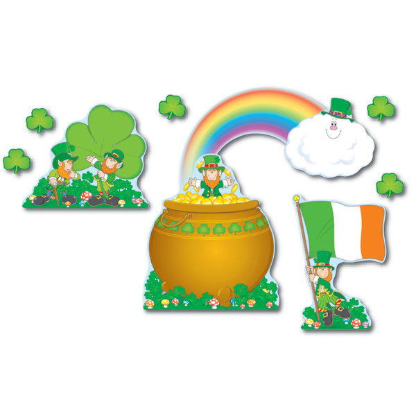 Bb Set St. Patricks Day CD-3263