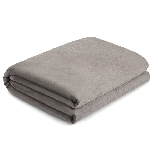 """Heavy Gravity Sensory Weighted Blankets With Cover Glass Beads-48"""" HT0999"""