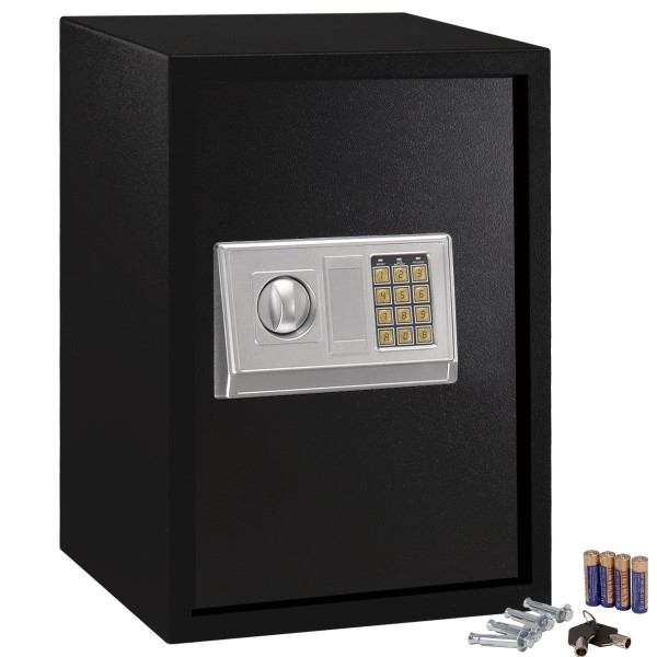 1.8 Cubic Feet Digital Electronic Safe Box Keypad Lock HW48025