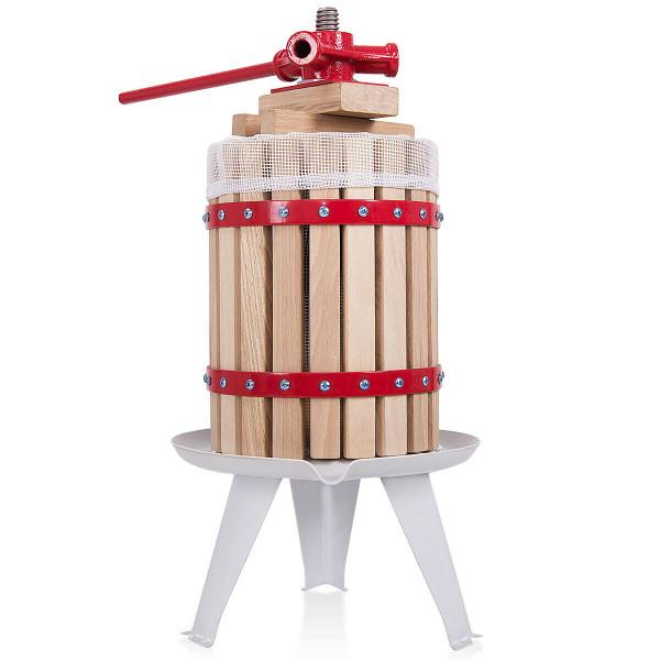 1.6 Gallon Fruit Wine Press Cider Juice Maker Tool HW51296