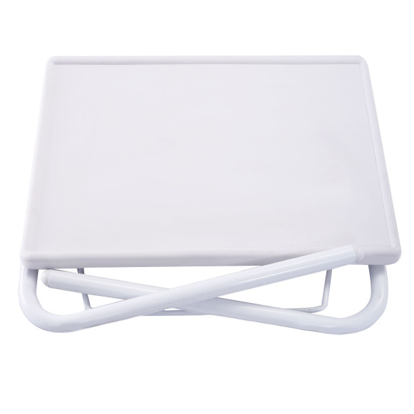 2 Pieces Adjustable Laptop Desk Tray HW51996