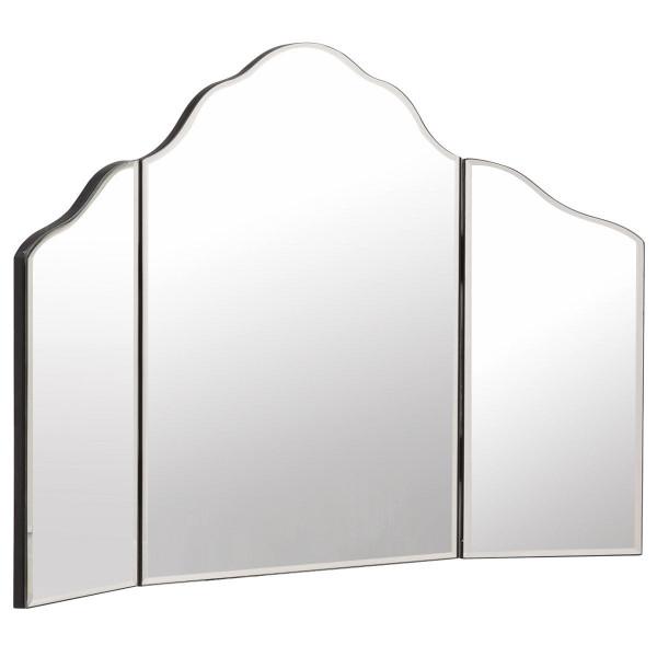 "27"" X 18"" Large Trifold Vanity Makeup Mirror HW56410"