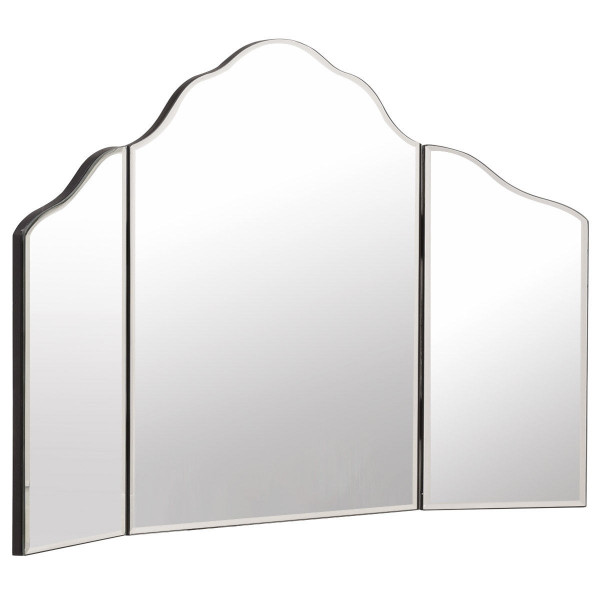 "27"" X 18"" Large Trifold Vanity Makeup Mirror HW56410"