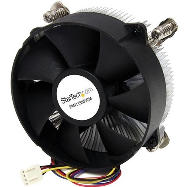 95Mm Cpu Cooler Fan With Heatsink For Socket Lga1156/1155 With Pwm By Startech.Com