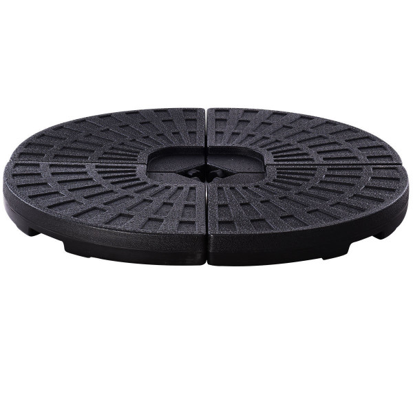 4 Plate Umbrella Base Stand For Patio OP3507