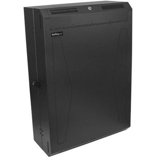 6U Vertical Server Cabinet - Wallmount Network Cabinet - 30 In. Depth By Startech.Com