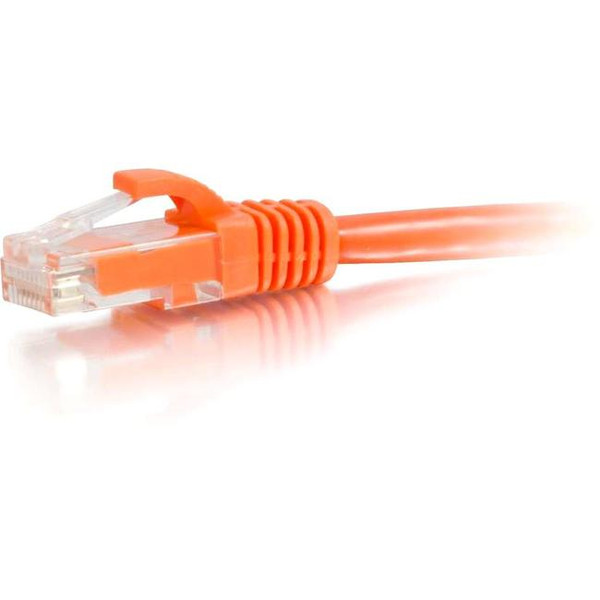 100Ft Cat6 Snagless Unshielded (Utp) Network Patch Cable - Orange By C2G