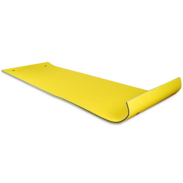3 Layer Floating Oasis Water Pad Foam Mat-Yellow OP3820YE