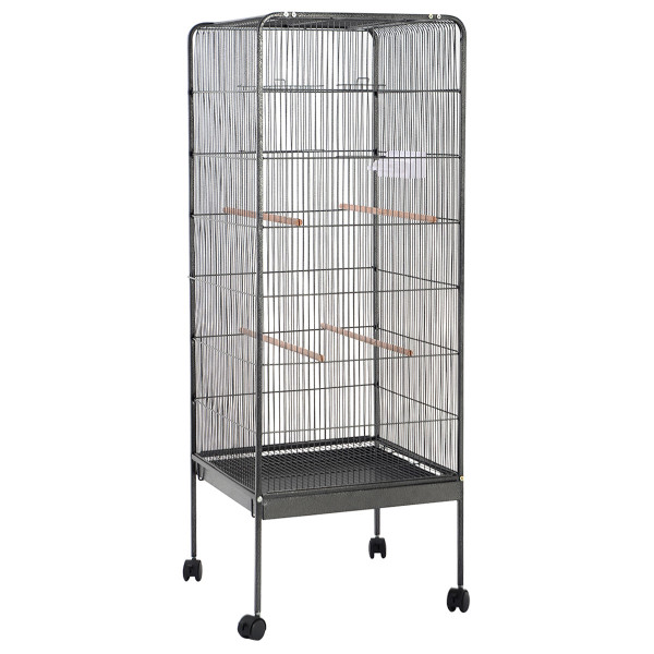 """58"""" Flattop Large Bird Cage Pet Supply PS6189"""