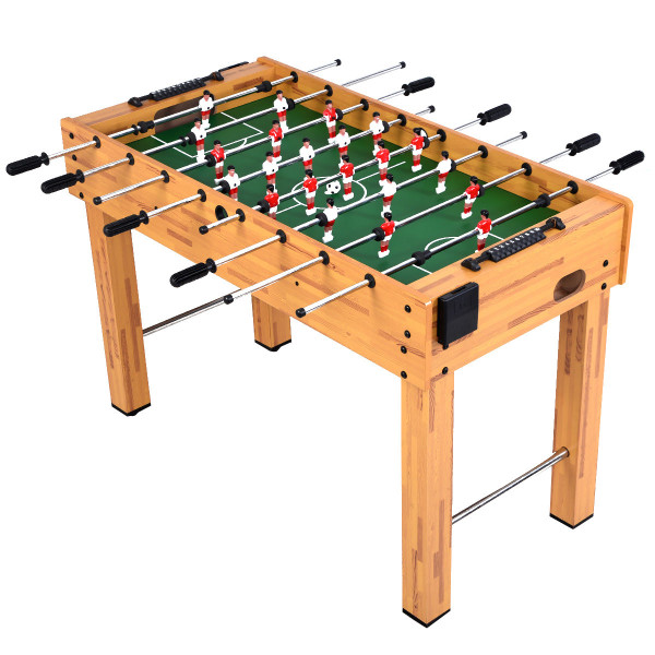 "48"" Competition Sized Arcade Football Soccer Table SP34871"