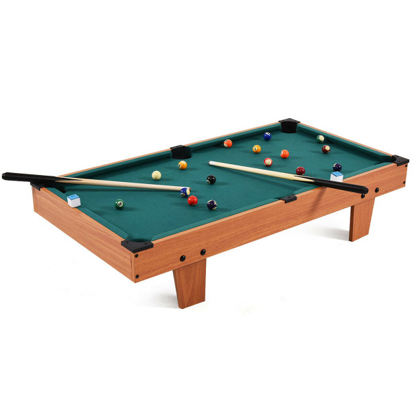 "36"" Indoor Mini Table Top Pool Table SP35340"