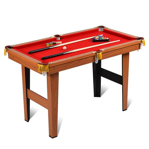"48"" Mini Table Top Pool Table Game Billiard Set SP35341"