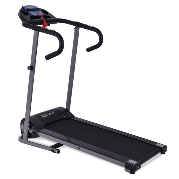 1100 W Foldable Electric Support Motorized Power Running Treadmill SP35368
