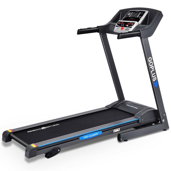 2.25 Hp Folding Electric Treadmill Motorized Power Running Machine SP35498
