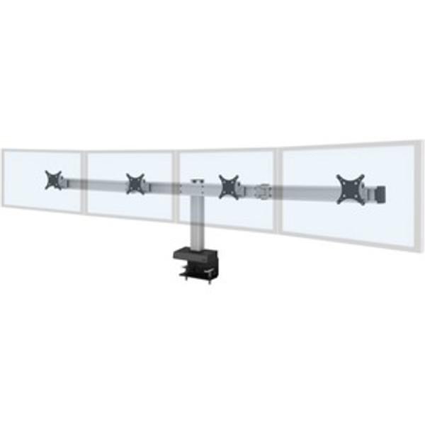 Bild Desk Mount For Monitor - Vista Black By Innovative