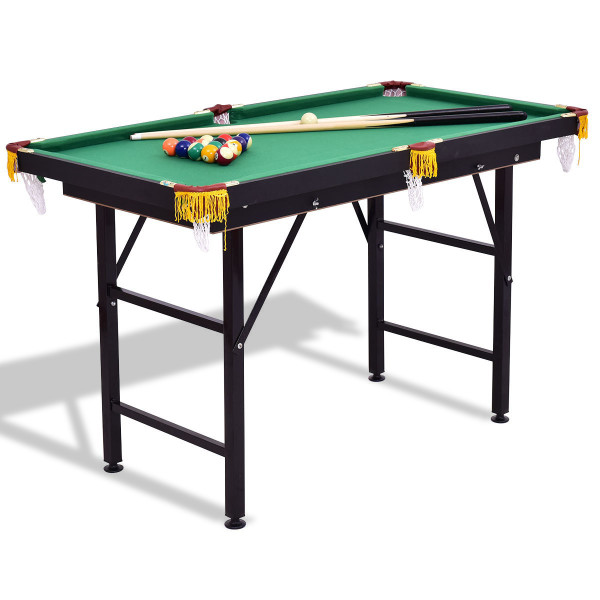 "47"" Billiard Pool Table Full Game Set SP36565"