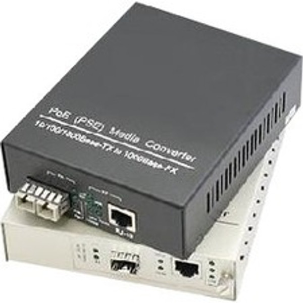 2 10/100Base-Tx(Rj-45) To 2 100Base-Bxd(Fc) Smf 1550Nmtx/1310Nmrx 20Km Industrial Media Converter By Addon