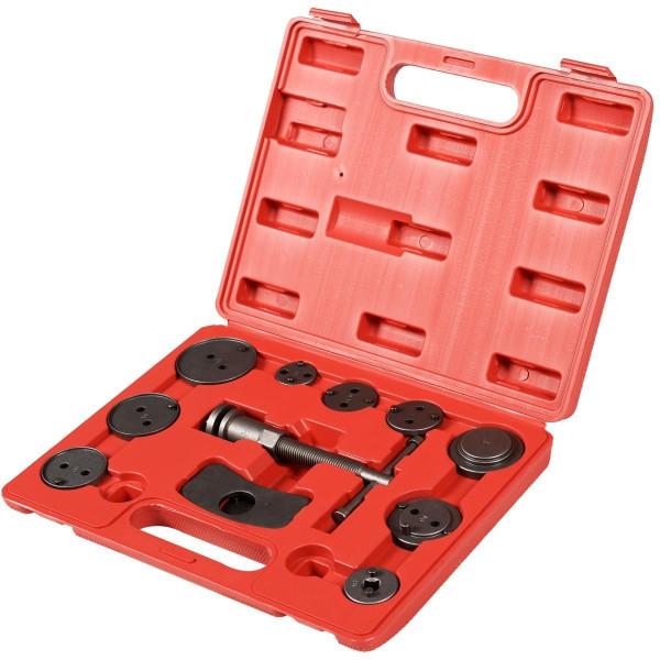 12 Pc Universal Disc Brake Piston Caliper Rewind Back Tool Kit Automotive Tool TL31031 - (Pack Of 2)