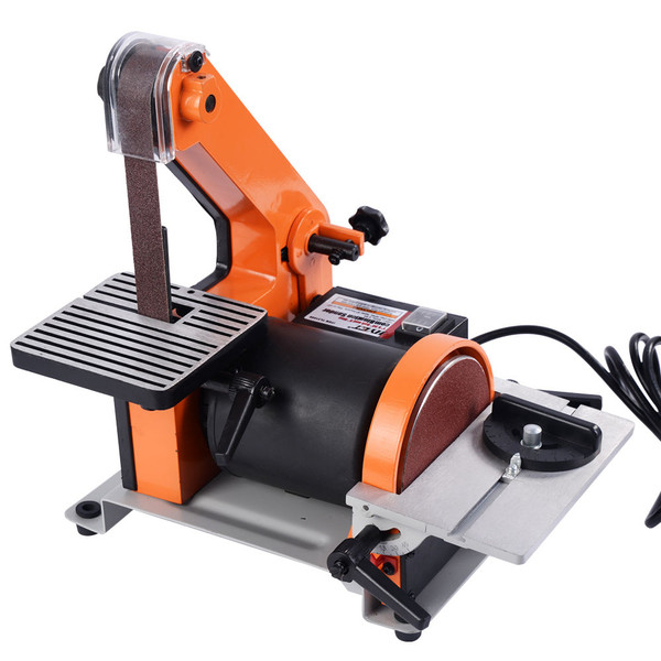 "1"" X 30"" Belt 5"" 1/3Hp Disc Polish Sander TL31059"
