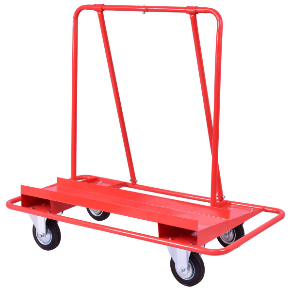 Handling Heavy Duty Sheetrock Sheet Panel Service Cart TL33080