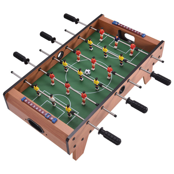 """27"""" Indoor Competition Game Foosball Table W/ Legs TY557858"""