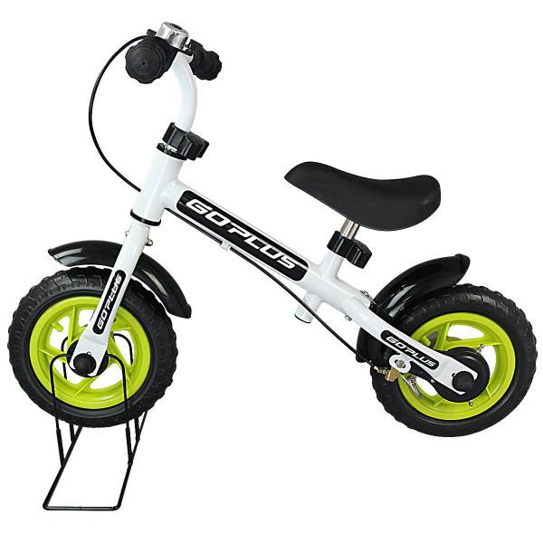 "10"" No-Pedal Adjustable Seat Bike Stand Kids Balance Bike TY571748"