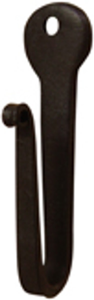 Black Nail Hook (Pack Of 5) G101NH By CWI Gifts