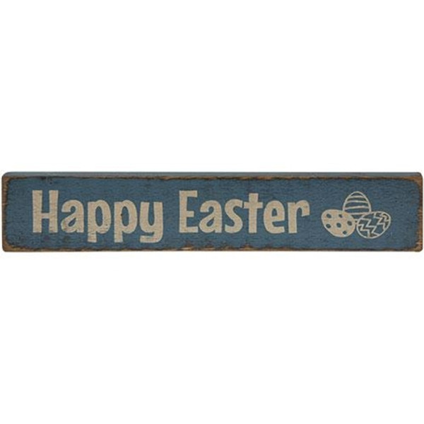 Happy Easter Sign G12731 By CWI Gifts