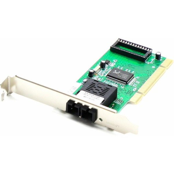 100Mbs Single Open Sc Port 2Km Mmf Pci Network Interface Card By Addon