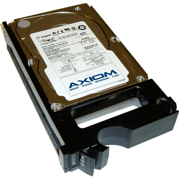 1Tb 6Gb/S Sata 7.2K Rpm Lff Hot-Swap Hdd For Dell - Axd-Pe100072Sf6 By Axiom