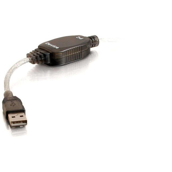 5M Usb 2.0 A Male To A Male Active Extension Cable By C2G