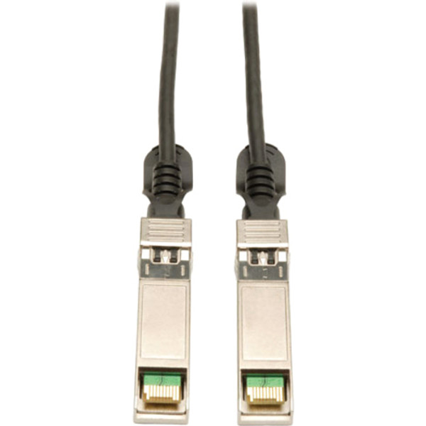 5M Sfp+ 10Gbase-Cu Twinax Passive Copper Cable Sfp-H10Gb-Cu5M Compatible Black 16Ft 16' By Tripp