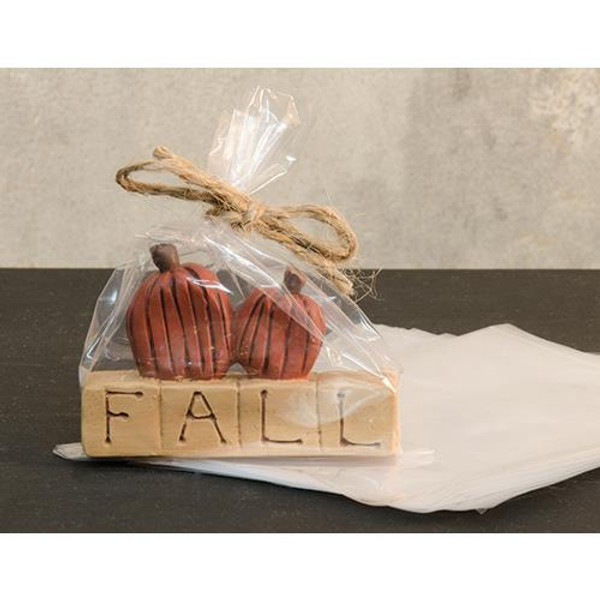 """3"""" X 4"""" Poly Bags - 100/Pkg M3X4 By CWI Gifts"""