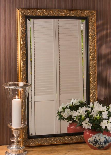 Antique Gold Rococo Mirror NY004 by Dessau Home