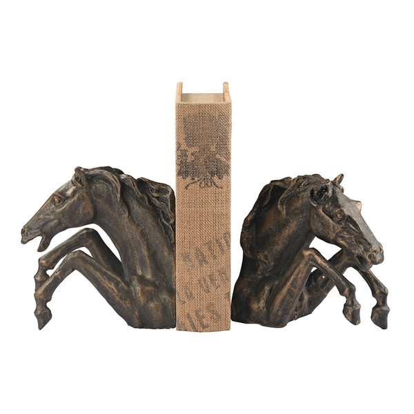 Bascule Bookends 148-007/S2 By Sterling