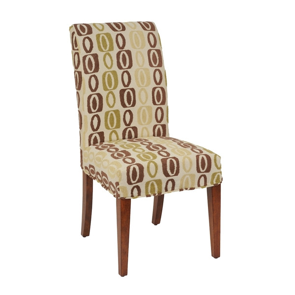 Bamboo Parsons Chair - (Cover Only) 6080901 By Sterling
