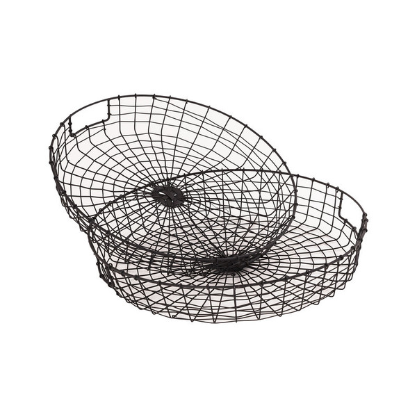 Pomeroy Bassett Set Of 2 Baskets 623523