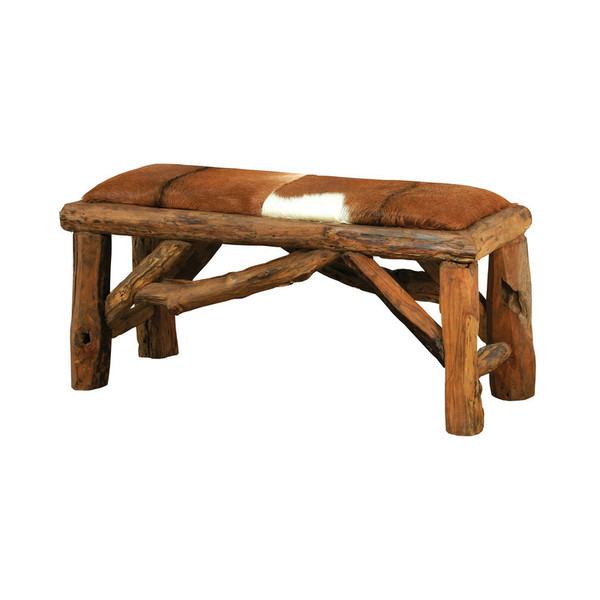 Gaucho Bench 7011-1616 By Sterling