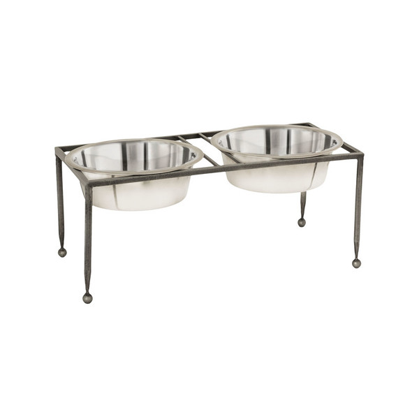 Pomeroy Steadson Double Pet Feeder Large 771347
