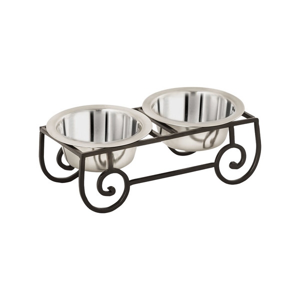 Pomeroy Northpoint Double Pet Feeder Petite 771378
