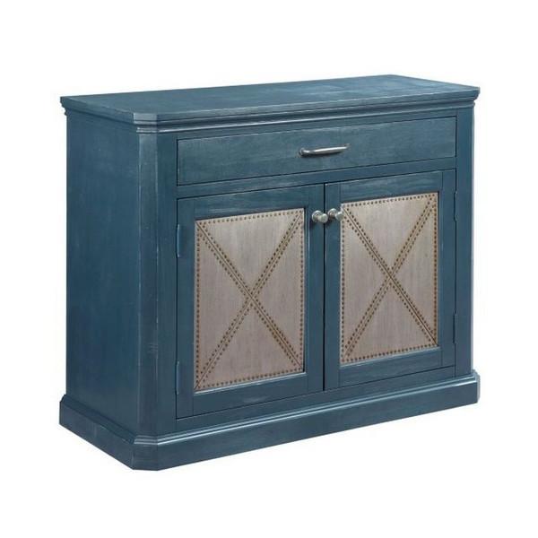 Metal Rivet Door Cabinet 090-917