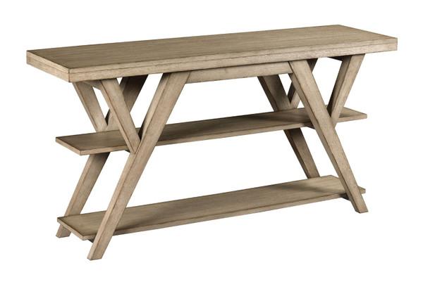 Hammary Furniture Exposition Sofa Table 867-925
