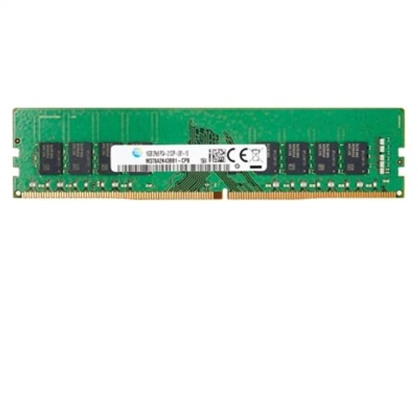 8Gb 1X8Gb Ddr4-2666 Ecc Unbuf 3TQ39AT By HP Commercial Specialty