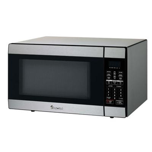 1.8 Cu Ft Microwave Oven Ss MCD1811ST By Magic Chef