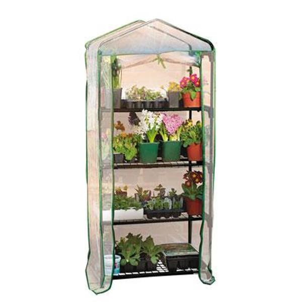 4 Tier Mini Greenhouse R687 By Gardman USA