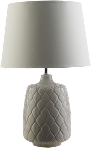Cream Table Lamp CLB440-TBL