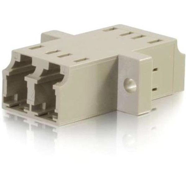 C2G Lc/Lc Duplex Multimode Fiber Coupler QW4533 By C2G