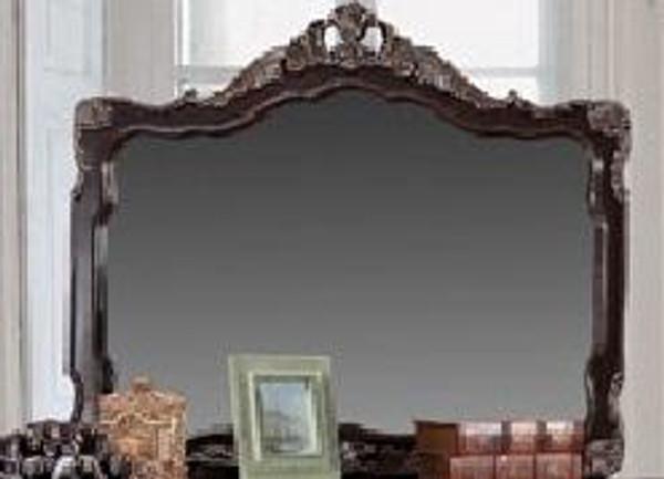Homey Design Victorian Walnut Mirror HD-213-MIRROR
